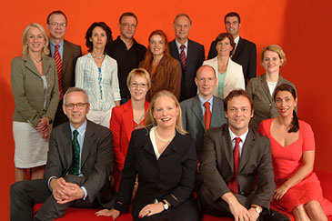 Mediation plus Mediatorinnen, Mediatoren - Das Team